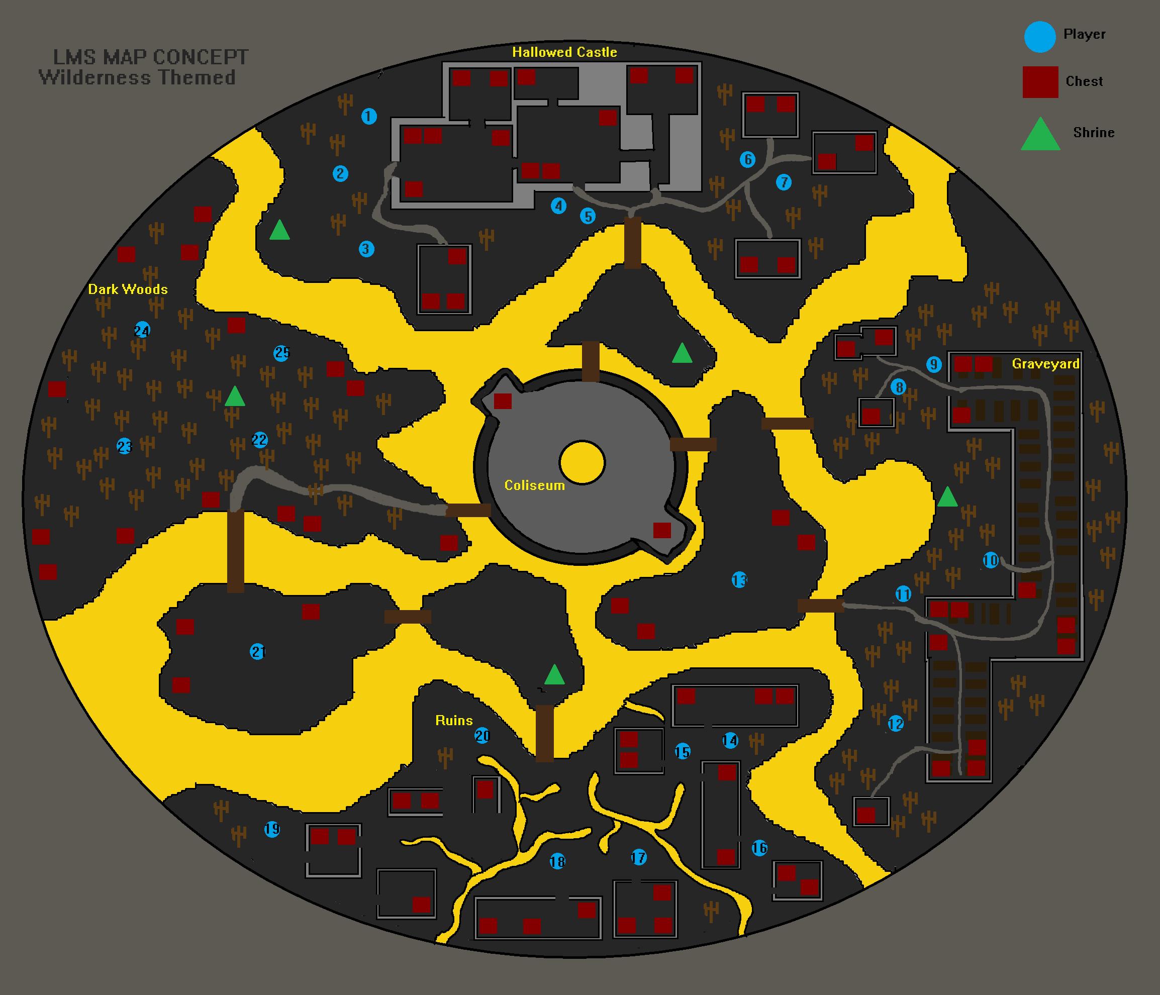 Wilderness Themed Lms Map Concept Runeswap Osrs Faves Pinterest