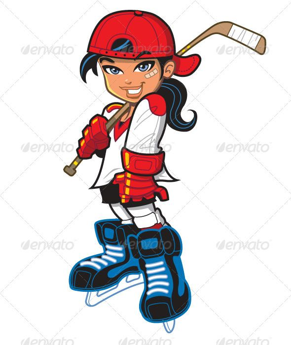 Cute Tough Girl Hockey Player Hockey Girls Hockey Girl Tough Girl