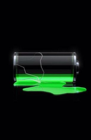 Lock screen   Iphone battery life, Cool lock screens, Cracked iphone