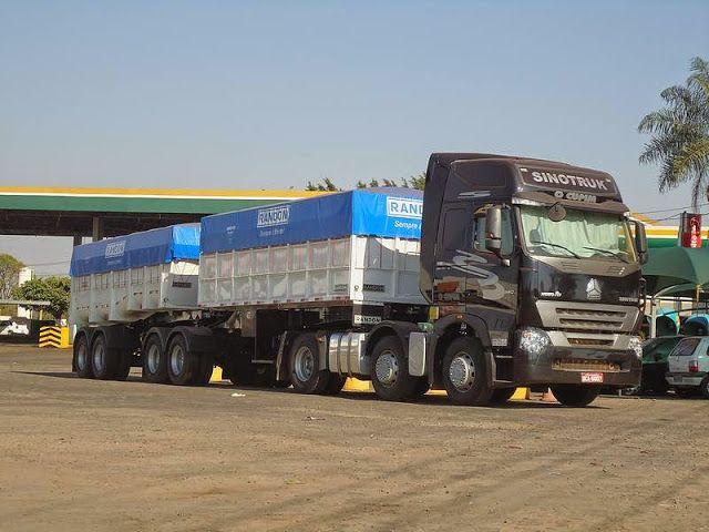Sinotruk Howo Brasil Ofrece Camiones Precio Fob U S 58 Mil Dolares Camiones Camiones Personalizados Brasil