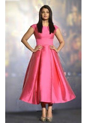 Bollywood Replica - Aishwarya Rai In Designer Pink Ready
