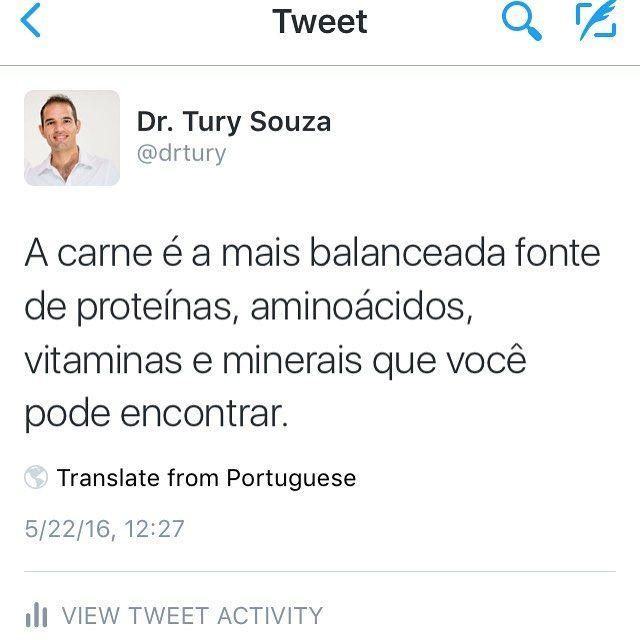 #LowCarb #Emagrecer #dieta #DietaLowCarb #lchf #menoscarboidratos #emagrecimento #paleo #dietapaleo #dietapaleolitica #comidadeverdade #drsouto #paleobr #vidalowcarb #receitas #receita #cardápio  #primal #paleobrasil #lchfbrasil #carne #carnes by drtury