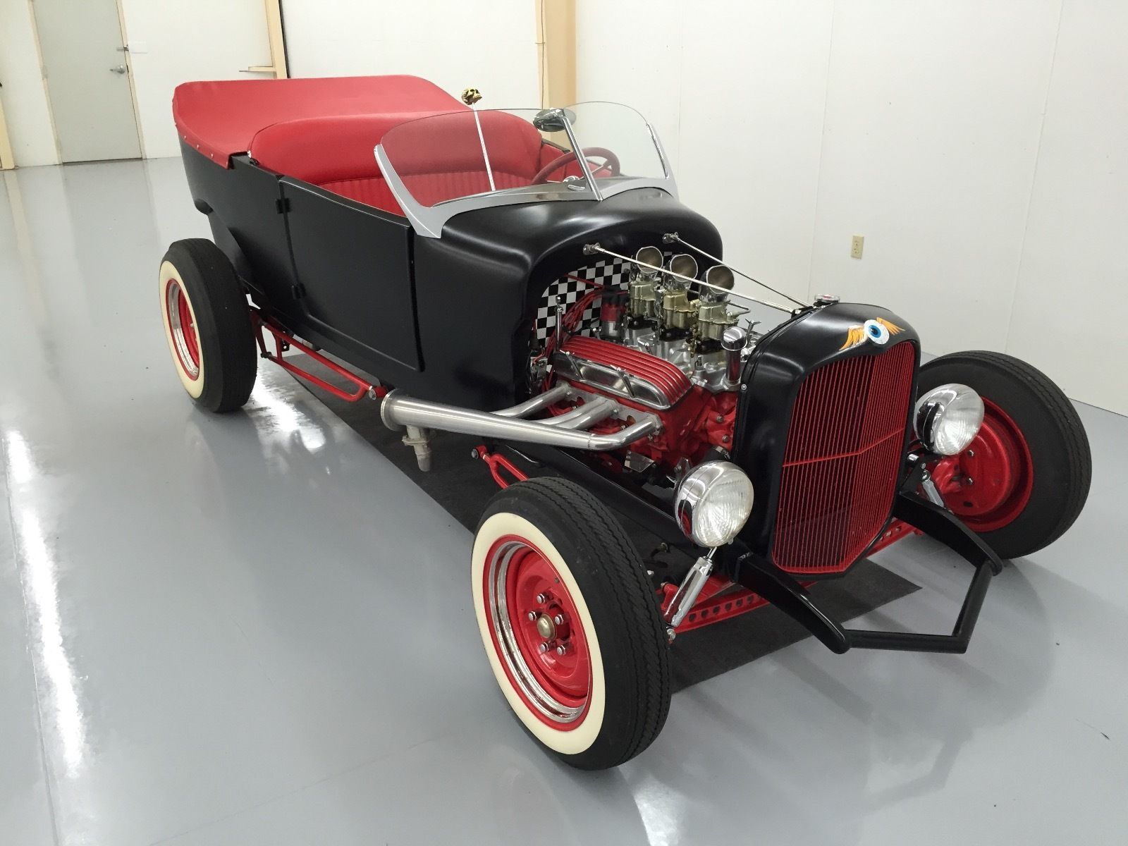 Touring body 1927 Ford Model T hot rod | Hot rods for sale ...