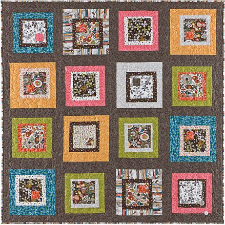 Quilt Kit 'Too Much Ado' $62.95 USD #craft #sewing #quilt #kit