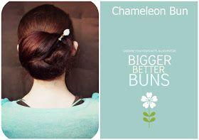 Grow Beyond Your Limits: Flechtwerk - The Chameleon Bun
