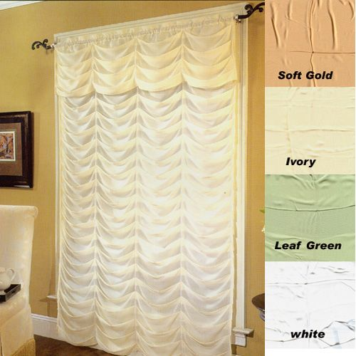 Decorating sheer panels for windows : Cheap Sheer Curtains - Discount Sheer Curtains - - Austrian Sheer ...