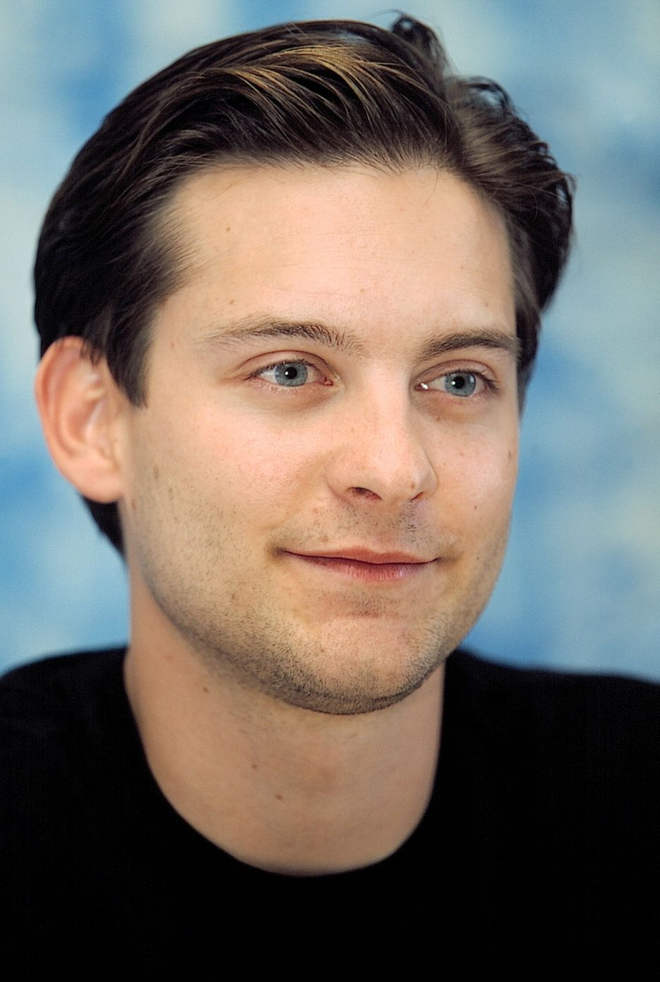 Actor Tobey Maguire, s...