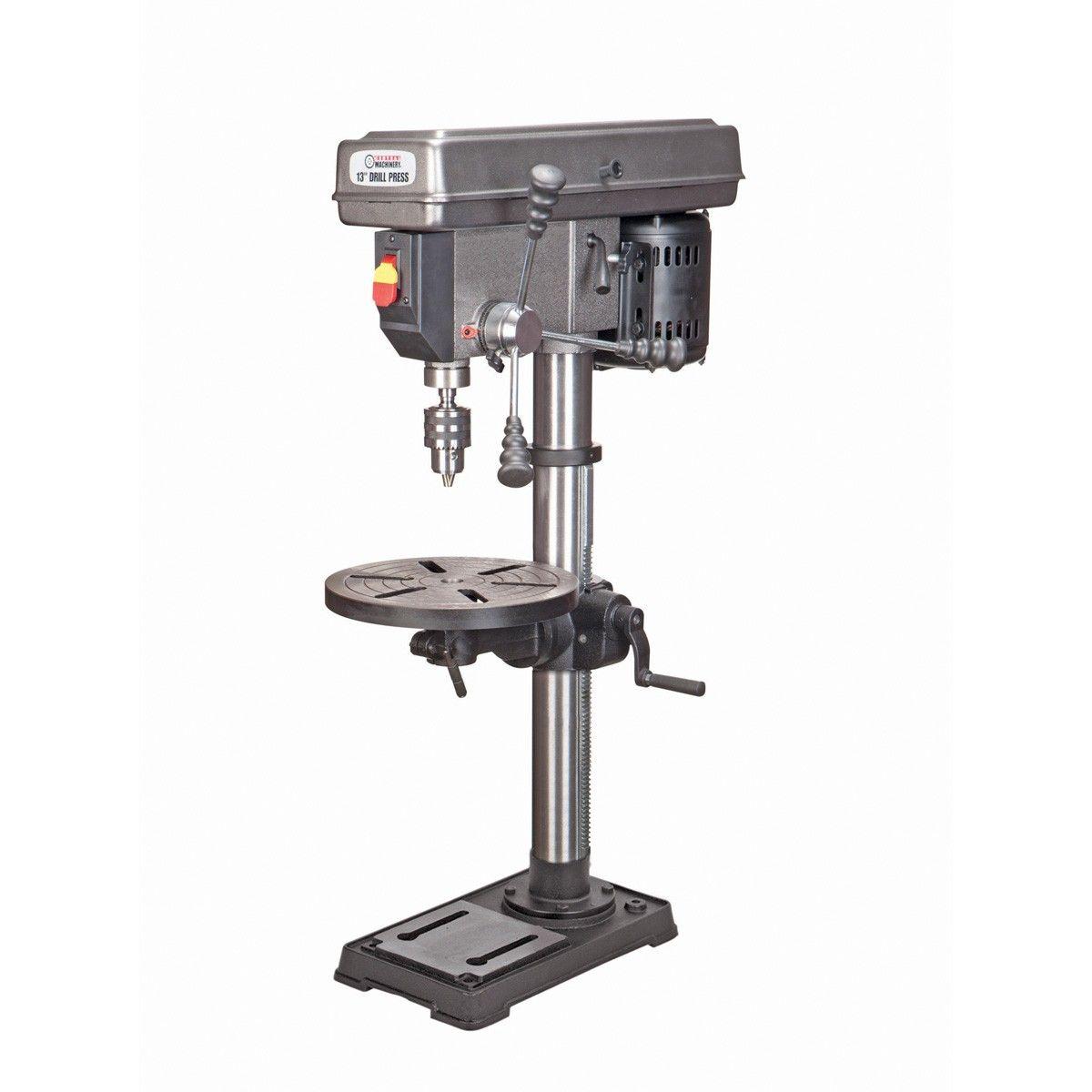 13 In 16 Speed Bench Drill Press Drill Press Tool Design Drill