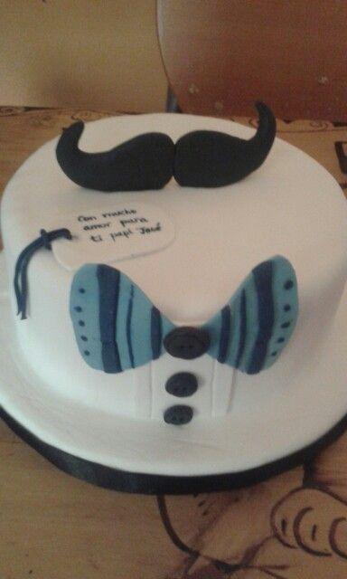 Torta Día Del Padre Cute Cakes Tortas Dia Del Padre