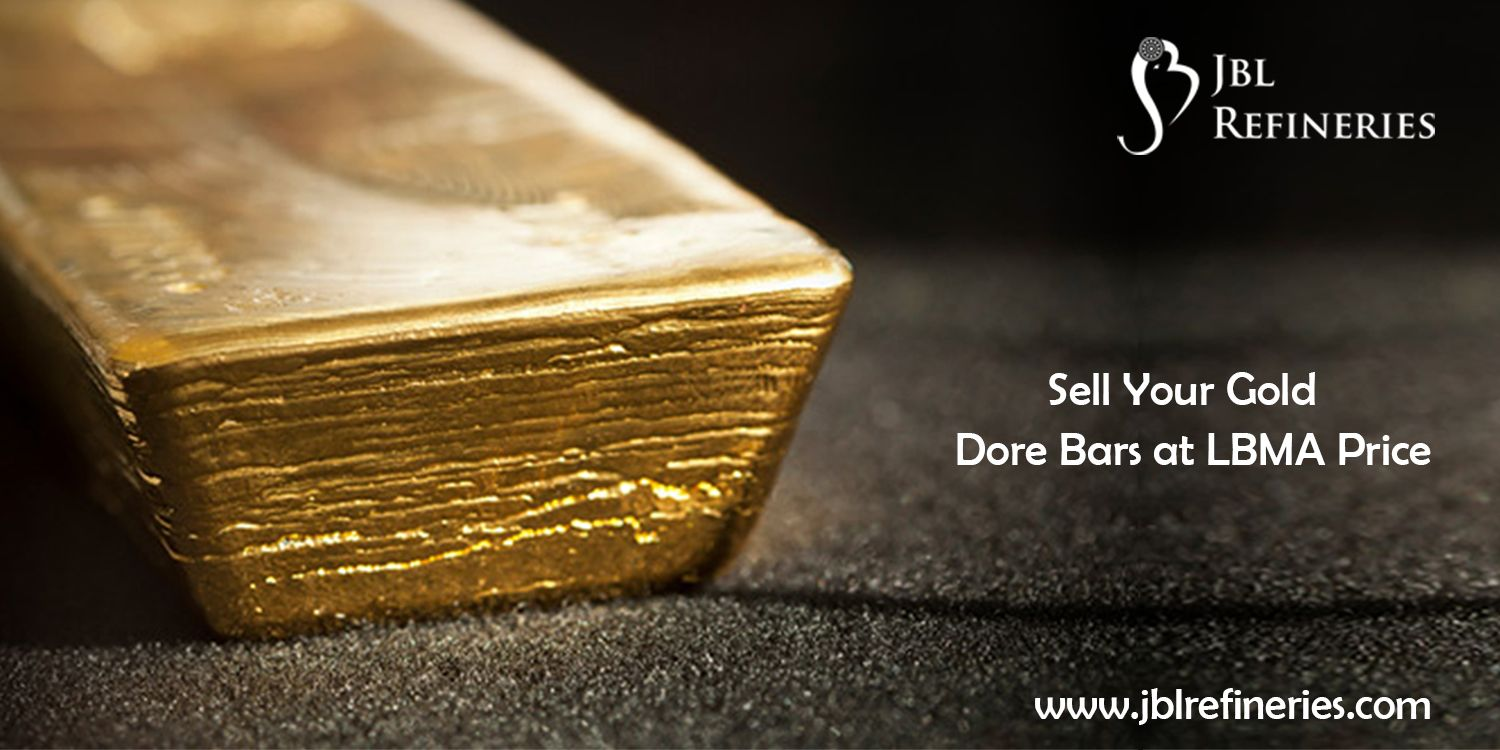 JBL Refineries Buying #Gold Dore Bars at best market price  Open