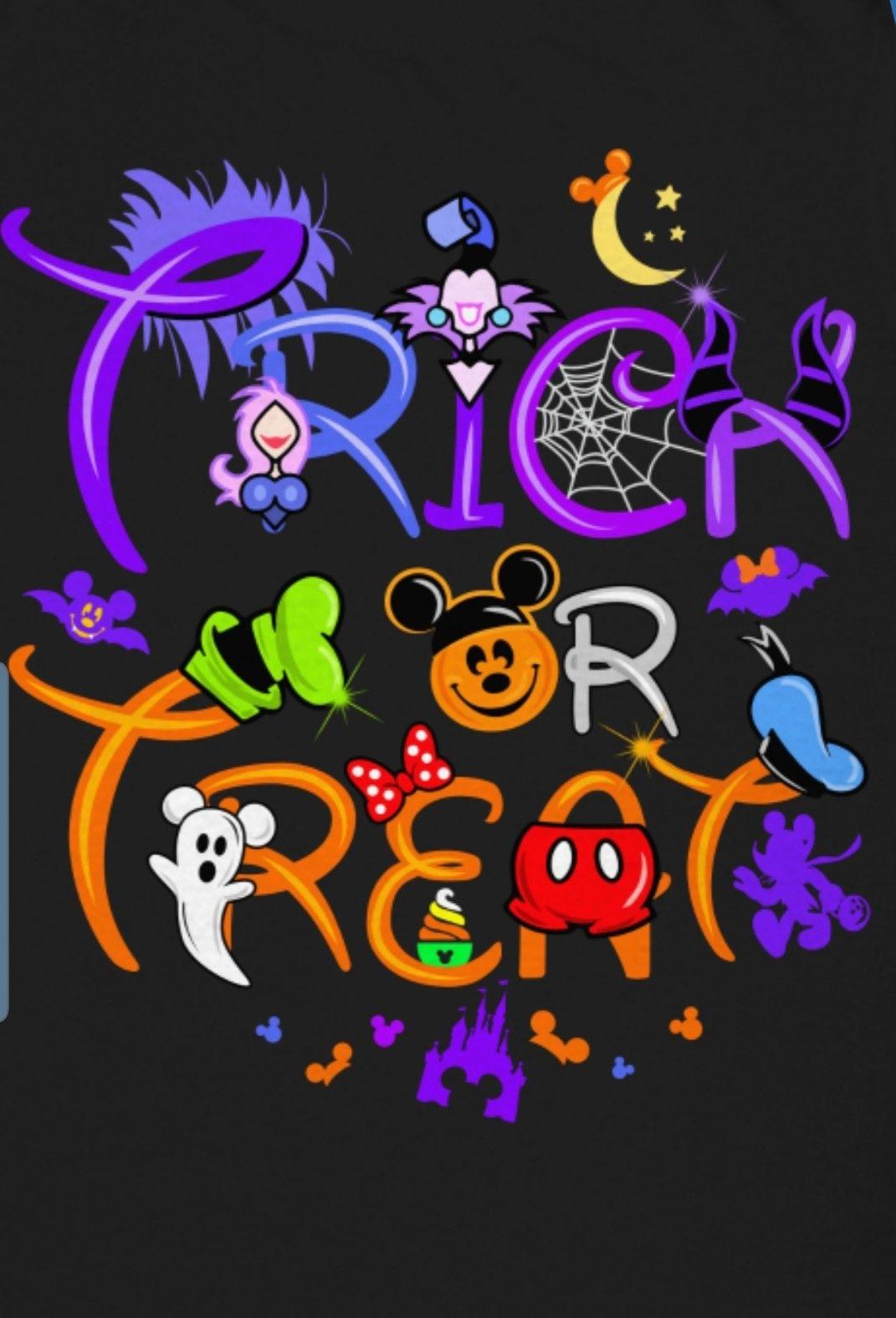 Halloween Disney Halloween Wallpaper Iphone Mickey Halloween Halloween Wallpaper