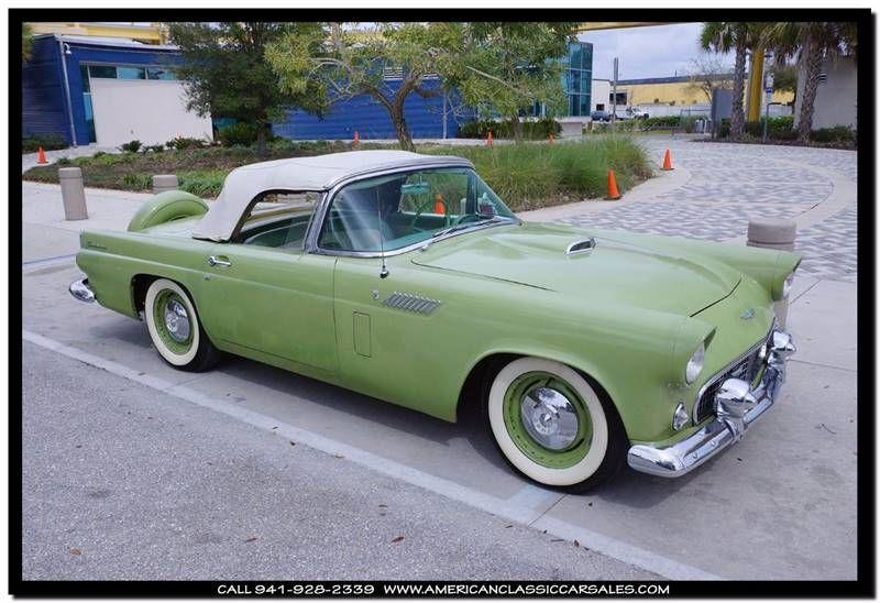1956 Ford Thunderbird - Sarasota FL | Cars, Trucks & Other Vehicles