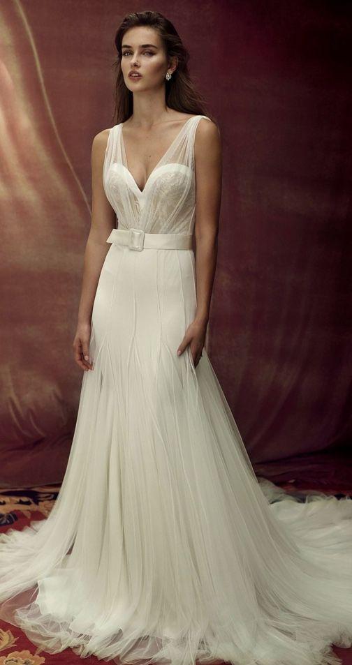 3412bfa96c These Lihi Hod wedding dresses are fresh and trendy
