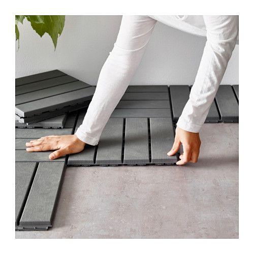 runnen decking outdoor gray garden ideas pinterest balkon ideen balkon und terrasse. Black Bedroom Furniture Sets. Home Design Ideas