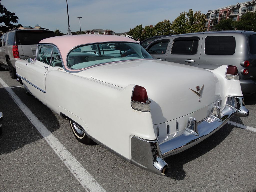 1955 Cadillac Series-62 Coupe de Ville   by Custom_Cab
