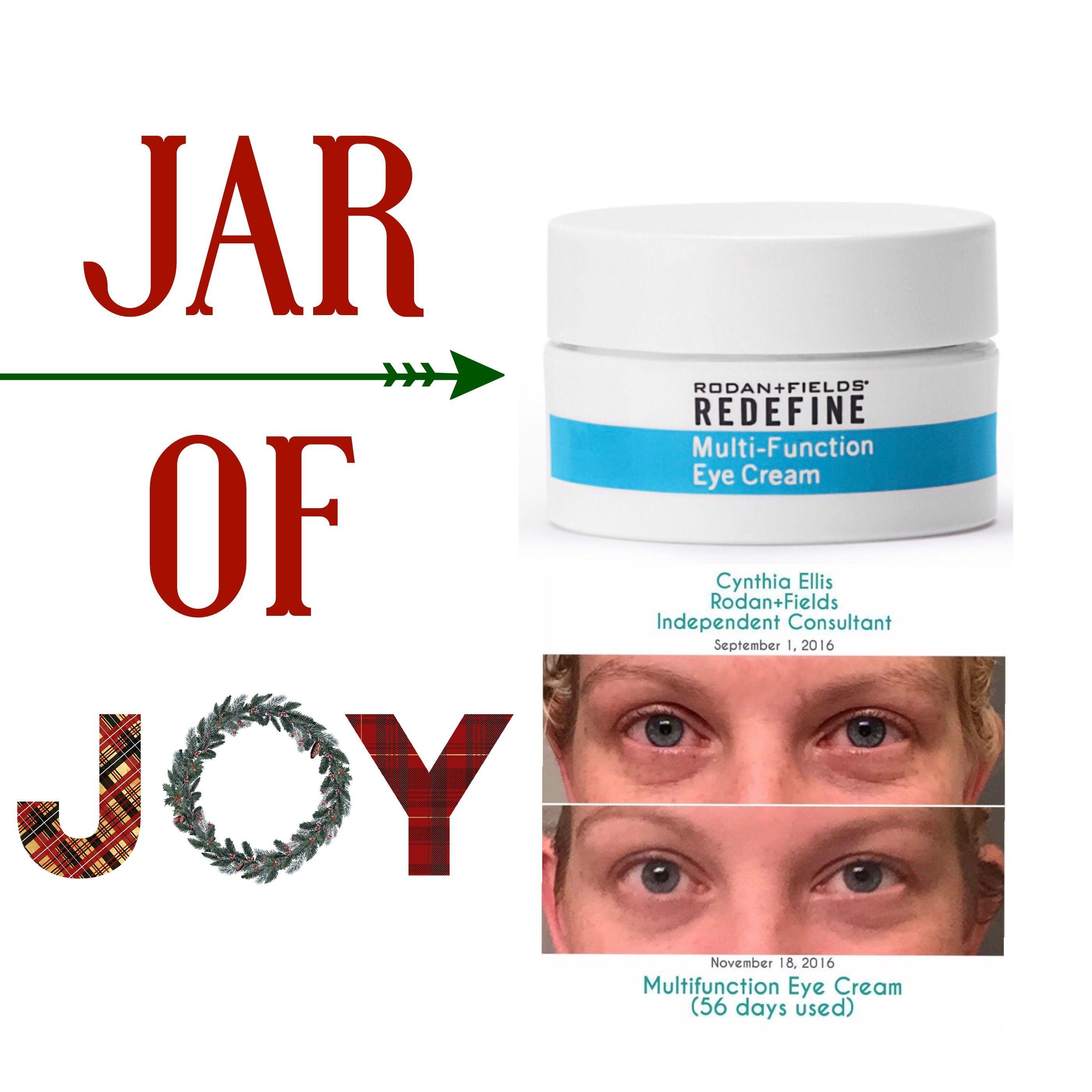 Rodan Fields Multifunction Eye Cream Tackles Those Fine Lines