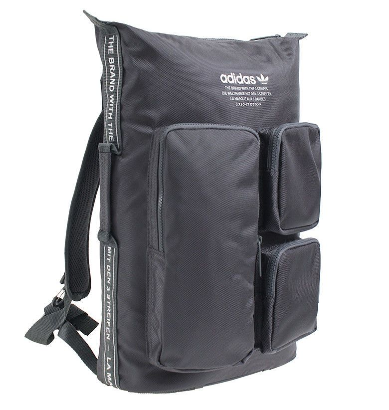 Oportuno oriental olvidar  Adidas NMD Backpack Small School Collage Hiking Outdoor Sport Bag Gray  CE2391 #adidas #Backpack | Adidas nmd, Bags, Sport bag