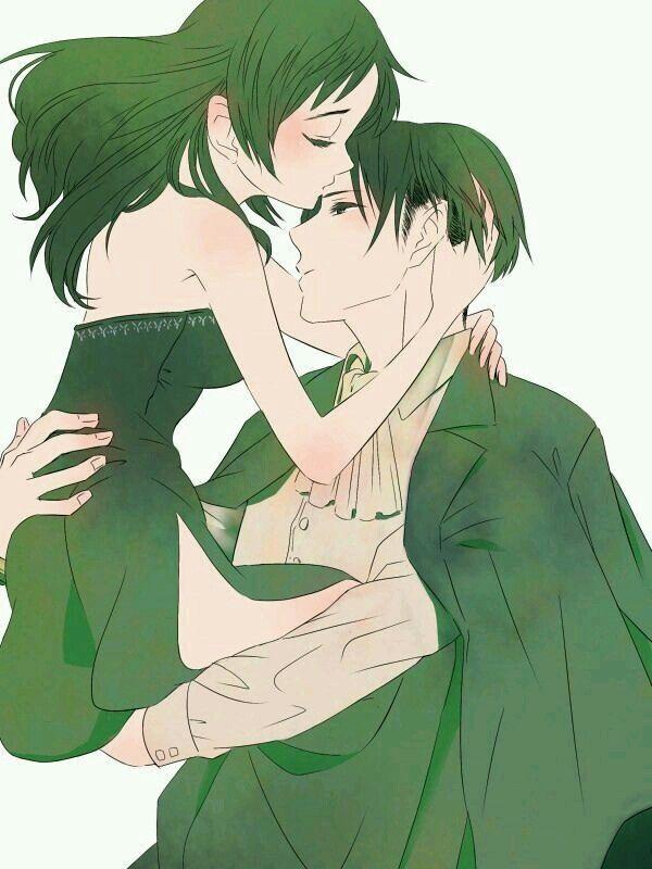 Attack on Titan-Levi x Fem!Eren Eren's genderbend really