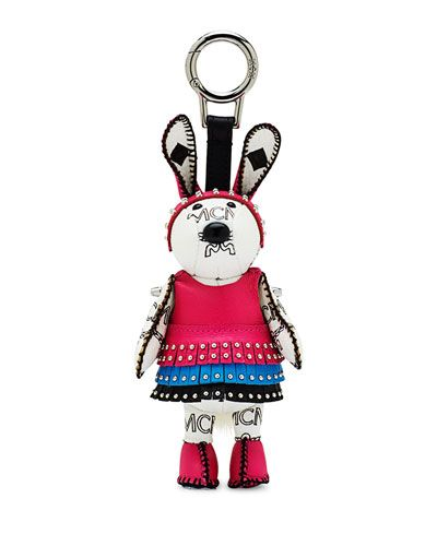 V2TLC MCM Disco Bunny Key Ring Charm, White   Bag Lust   Pinterest ... 856ec04815