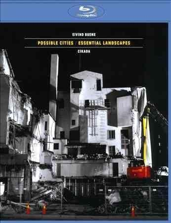 Buene: Possible Cities/Essential Landscapes