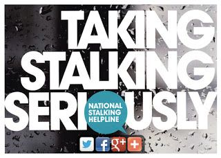 Andie (Andrew) Steele-Smith - SayNo2Stalking: So What is Stalking?