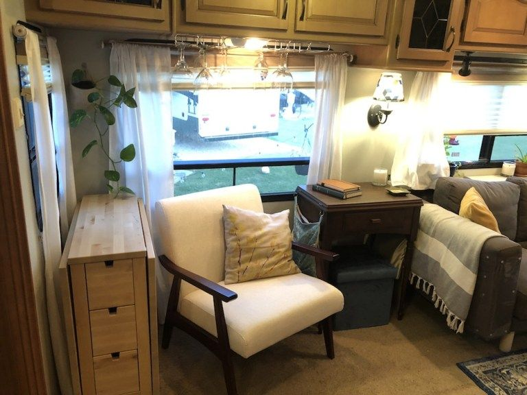 Rv Tour Welcome To My Rv Ashley Mann Of Rv Inspiration