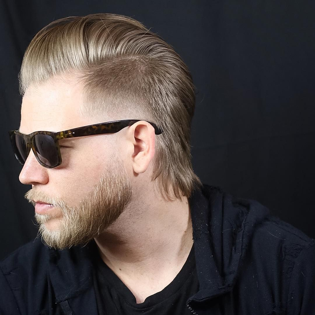classic pompadour mullet | mullet hairstyles | pinterest | mullets