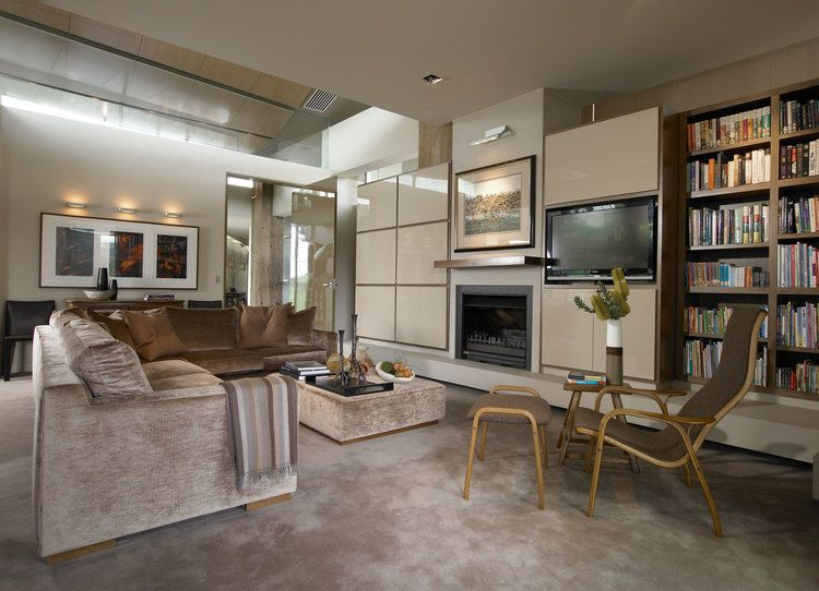 Project by atticus milo australian design interiors for Interior design inspiration australia