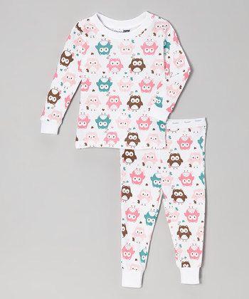 7619135315cb Owl pajamas
