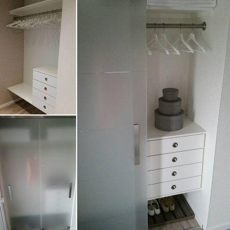 wir hatten ja bei der hausplanung im eingangsbereich hinter der t r eine nische eingeplant das. Black Bedroom Furniture Sets. Home Design Ideas