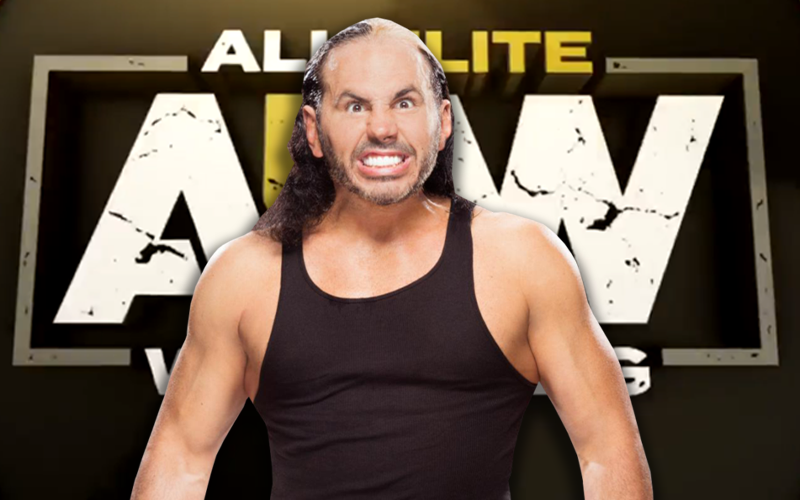 Matt Hardy Could Be Inching Closer To Aew Wrestling Stars Young Bucks Referee