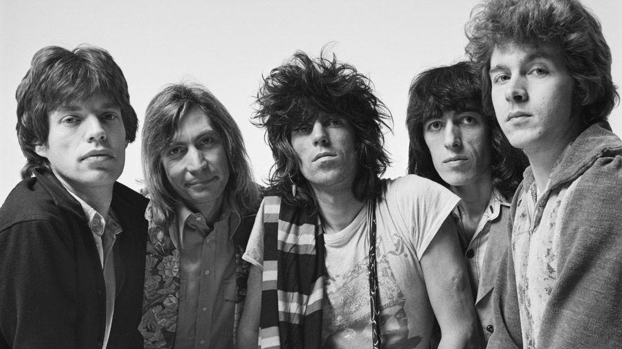 The Rolling Stones - 1973 (Aubrey Powell) | Photos de groupe, Jovi