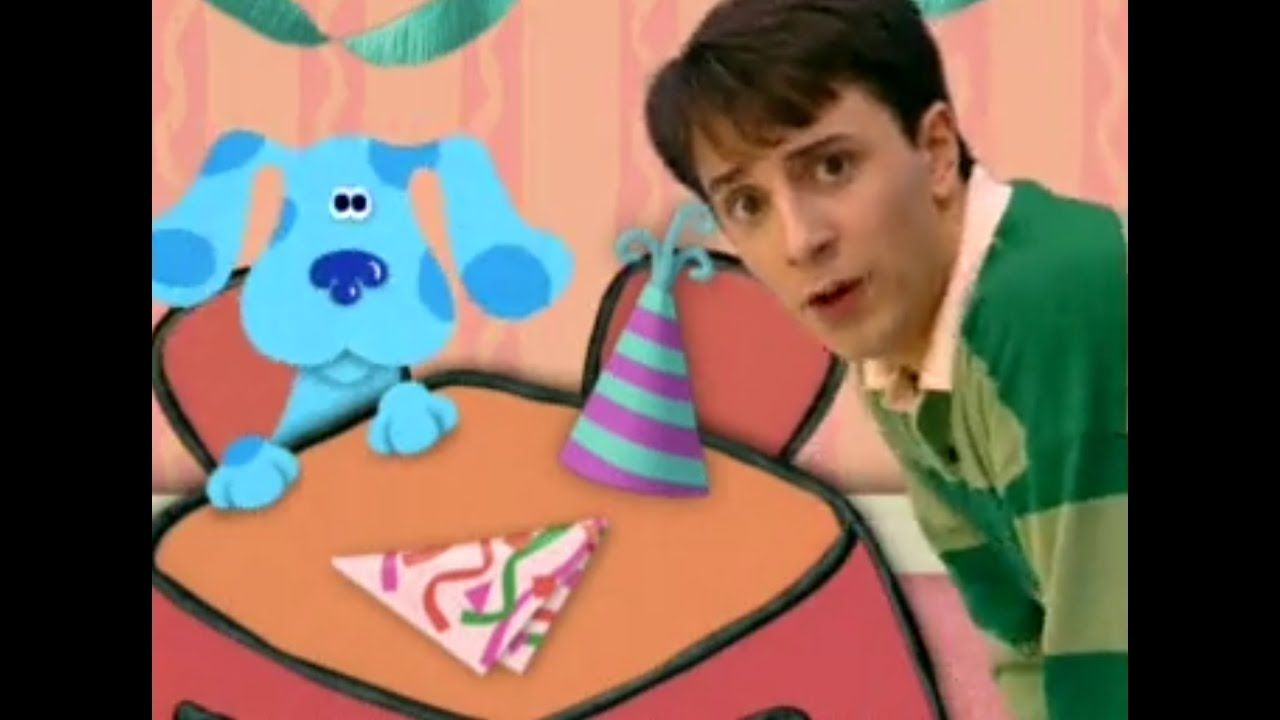 blue u0027s clues mailbox u0027s birthday full episode blues clues