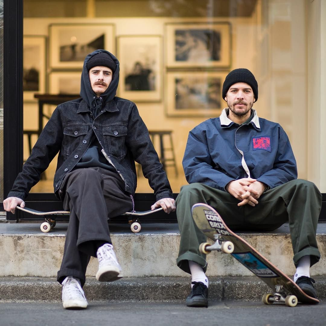Shop This Instagram From Brixton Skater Style Men Mens Fashion Casual Mens Street Style