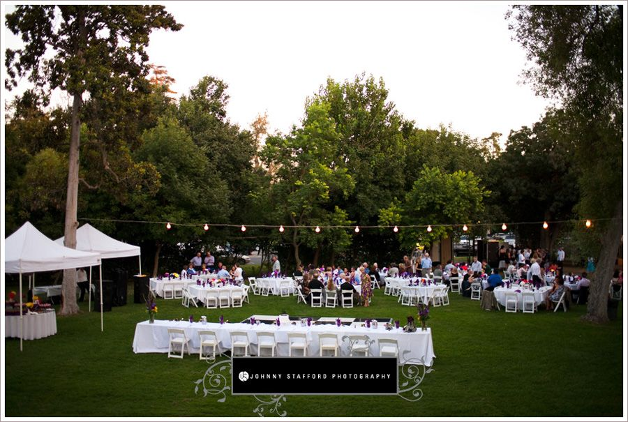 Fresno Chaffee Zoo Reception Photos Central California Wedding Venues