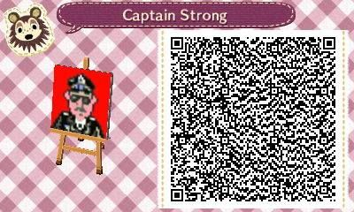 Captain Strong from Earthbound