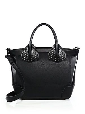 42a8f595c8c Christian Louboutin Eloise Large Studded Leather Tote | BAGS ...