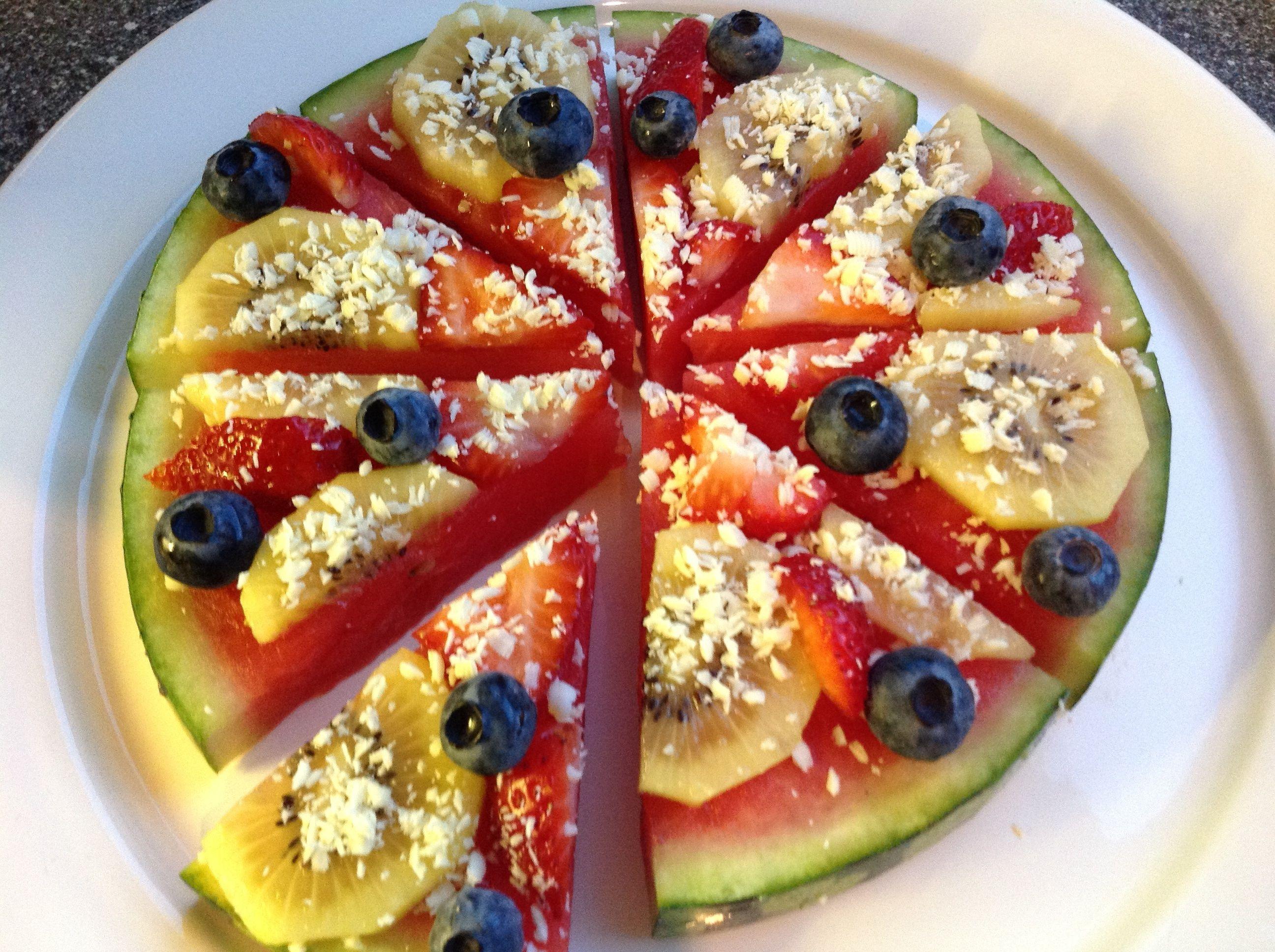 fruit traktatie volwassenen