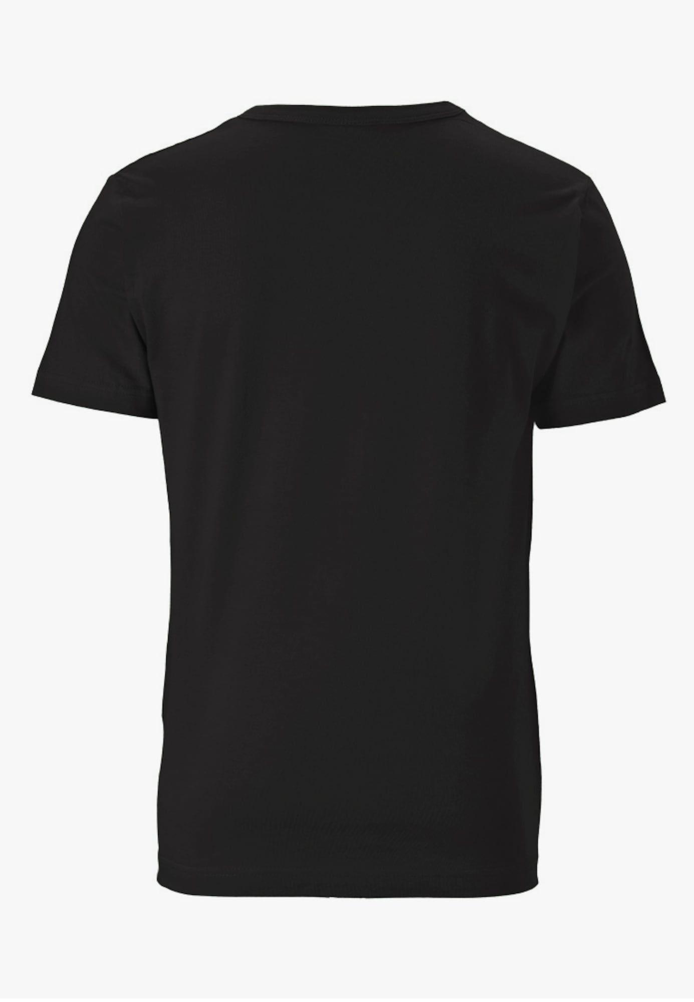 LOGOSHIRT T-Shirt 'Venom' Herren, Mischfarben / Schwarz, Größe M