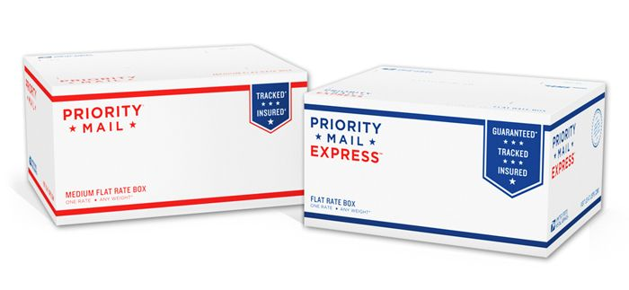 Before After Usps Priority Mail Priorities Packaging Labels