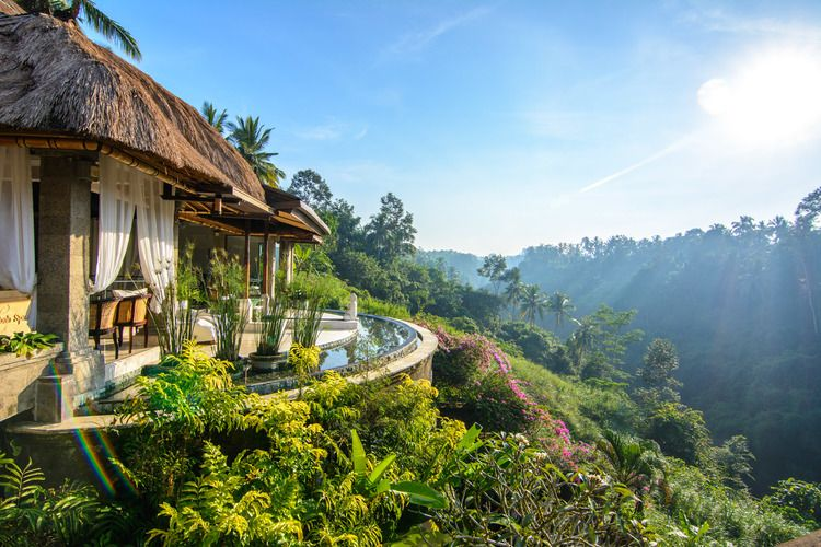 Travel Tag The Viceroy Bali Hotel Ubud Road Les Traveled