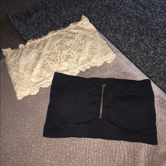 Bra bundle Black has padding Intimates & Sleepwear Bandeaus