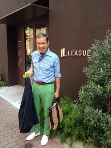 Mr. Suzuki Street Style