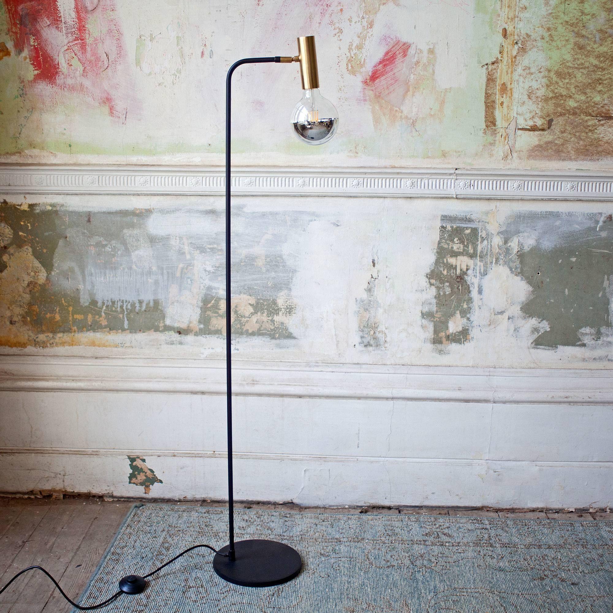 Küchenideen aus kupfer jenson floor lamp in   front room  pinterest  front rooms