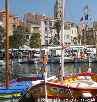 Port Port De Sanary Sur Mer Toulonnais Avec Images Sanary