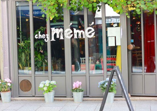 Chez Mémé, remémorez-vous les saveurs des plats de votre enfance, la générosité,  l'authenticité des produits, en direct des producteurs.  Chez Mémé 124 Rue Saint-Denis 75002 Paris