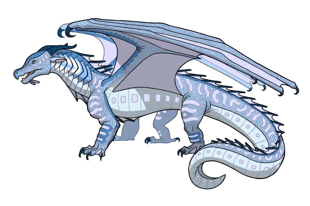 Dolphin The Seawing By Crimsonraven101 Wings Of Fire Wings Of Fire Dragons Dragon Wings