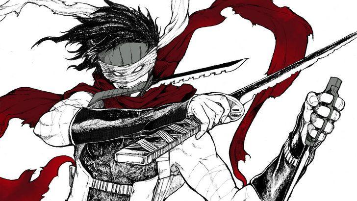 Stain Boku No Hero Wallpaper