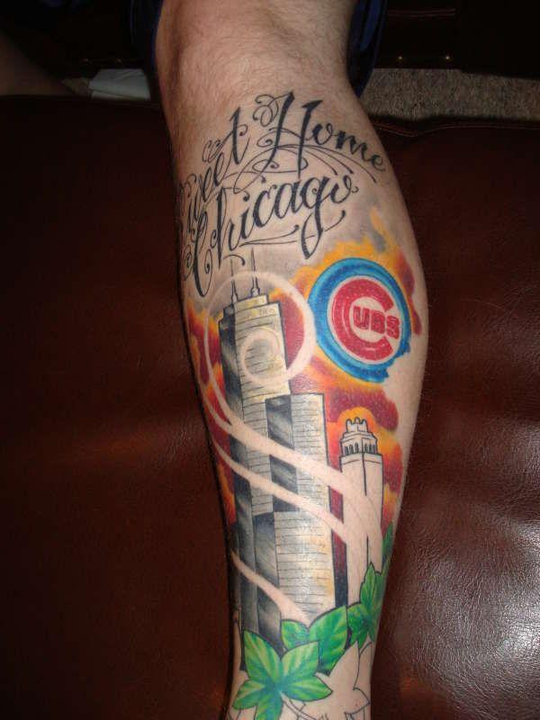 Chicago Calf Sleeve (Cubs)