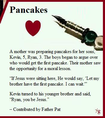 #8 Pancakes!